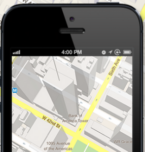 Google Maps iOS SDK